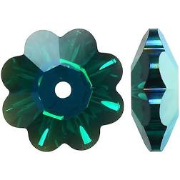 Swarovski Rivoli 12mm Emerald