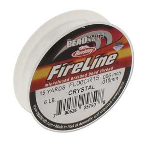 Fireline Crystal 15yrd 6lb