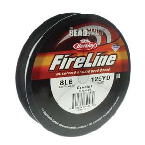 Fireline Crystal 125yrd 8lb