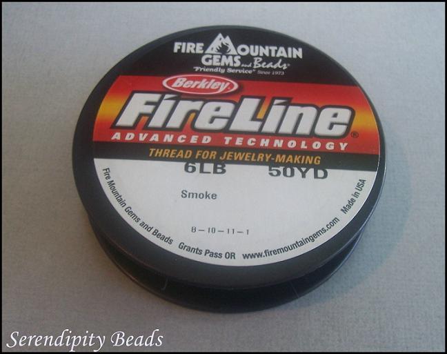 Fireline Smoke 6-Pound Test. 50yd Spool