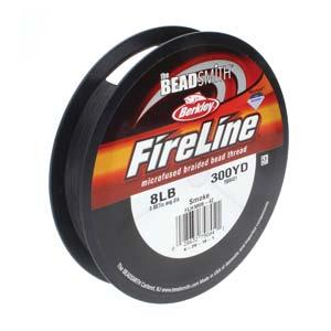 Fireline Smoke Grey 8lb 300yrd