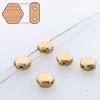 Honeycomb Beads - Crystal Bronze Pale Gold (HC0600030-01710)