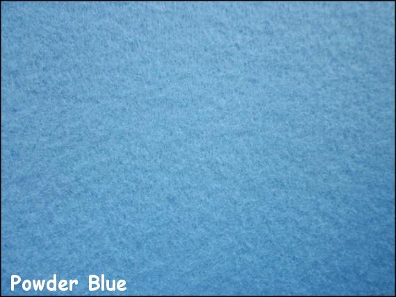 Nicoles Bead Backing - Powder Blue