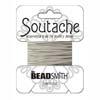 Soutache Rayon - Silver Grey (ST1210)