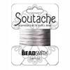 Soutache Rayon Antique Silver Metallic (ST1250)