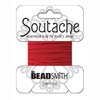 Soutache Rayon - Red - ST1280