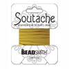 Soutache Polyester - Cadmium Yellow (ST1470)