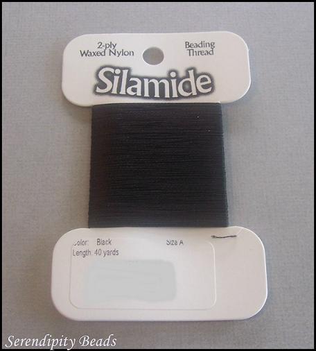 Silamide Sze A, Black. 40yd