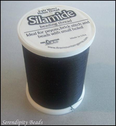 Silamide Sze A, Black. 900yd