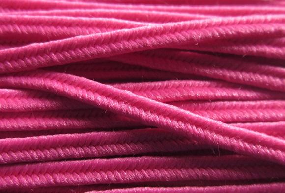Soutache Polyester - Deep Pink - ST1560