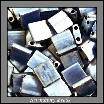 Tila�, Matte Metallic Silver Grey, (TL2002), 10g